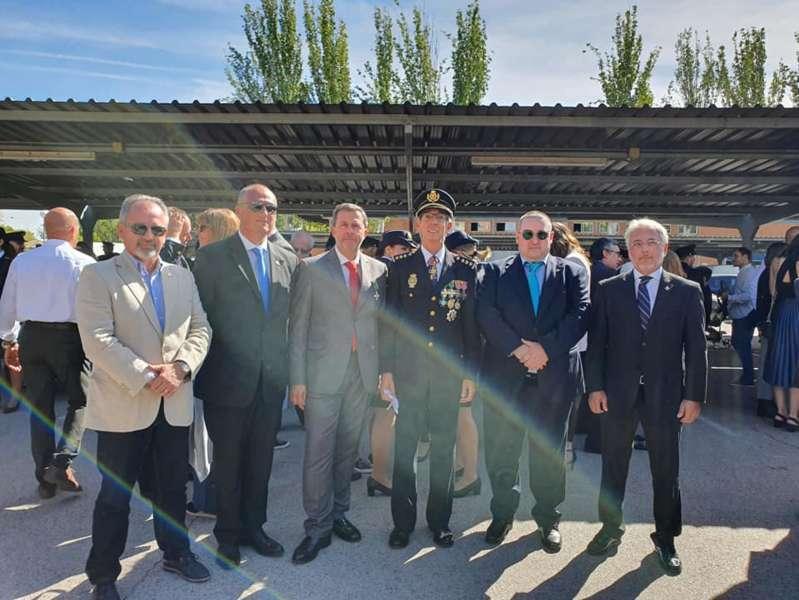 Presidente da ADSP condecorado em Espanha