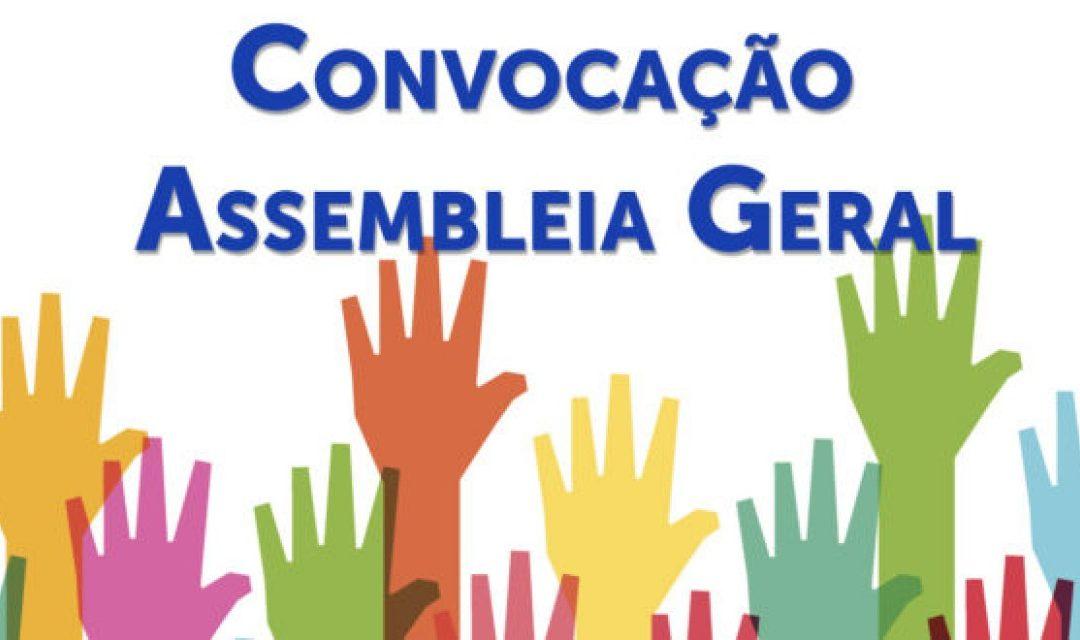 Convocação Assembleia-Geral Ordinária ADSP