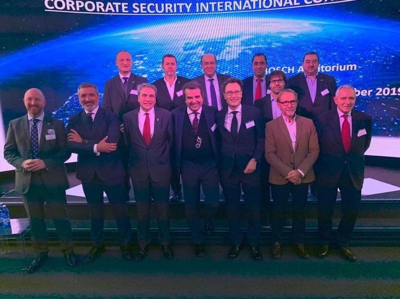 ADSP em Milão debate Segurança Privada