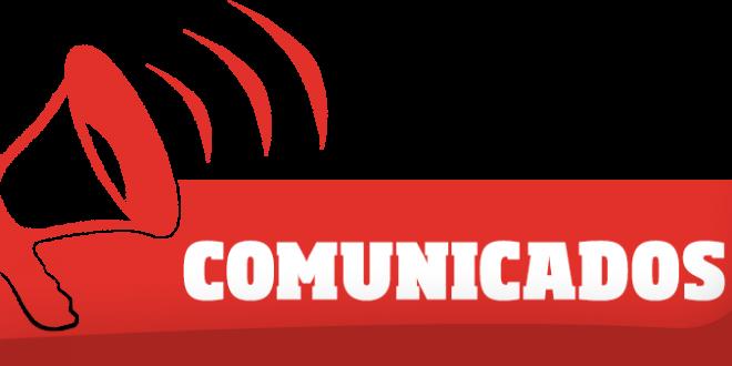 Comunicado 5/2020