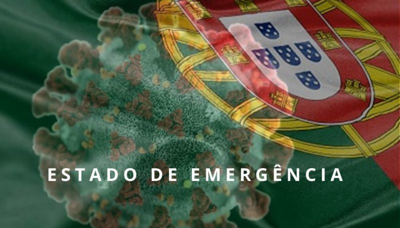 Prorrogação do Estado de Emergência (3 Abr/00:00 a 17 Abr/23:59)