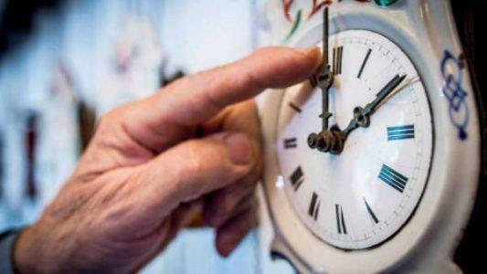 Mudança da Hora Legal