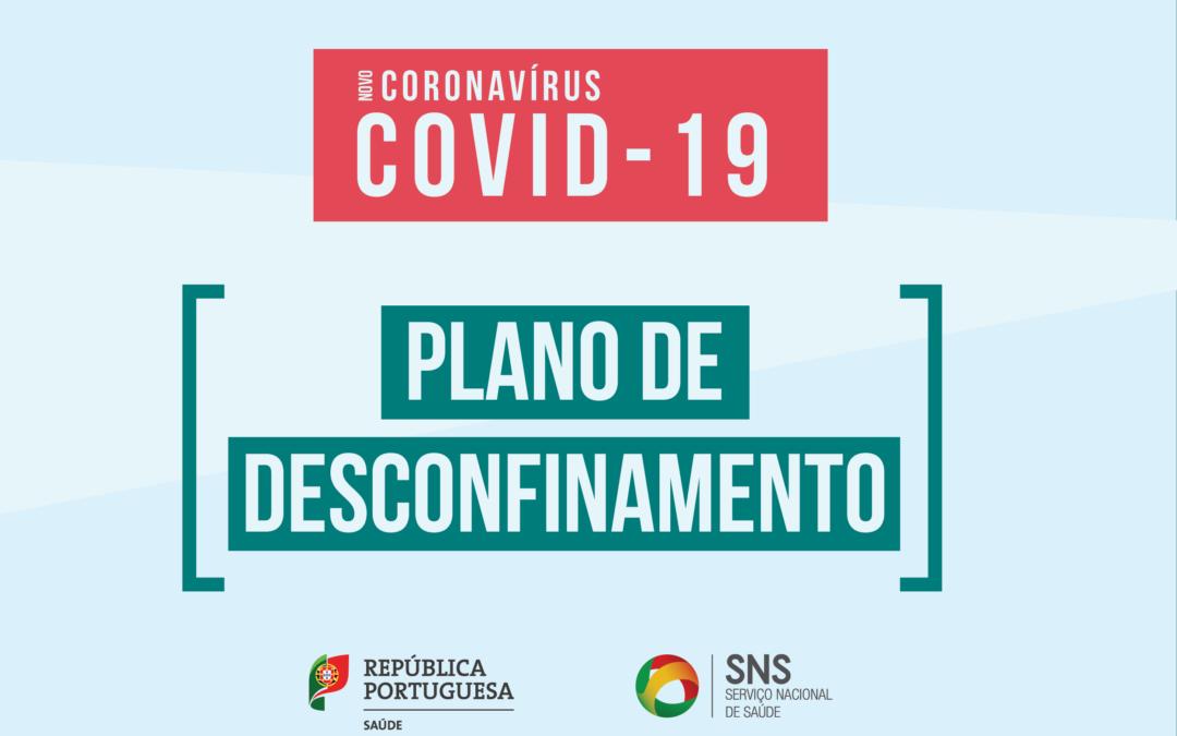 Covid-19: Regulamentação da 2ª fase do desconfinamento (5 a 15 Abril)