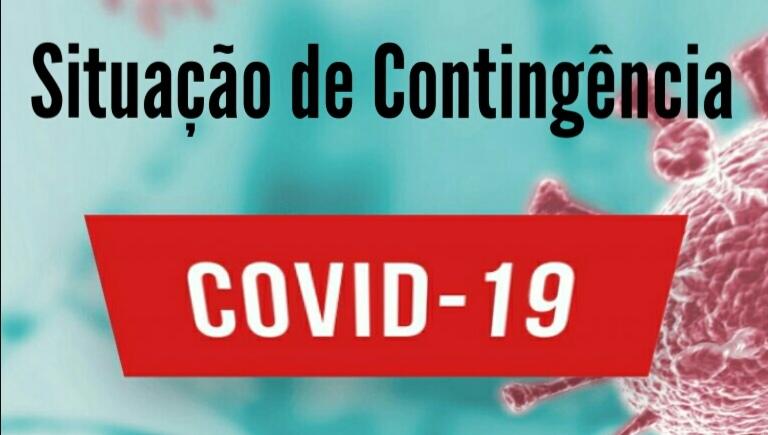 Covid-19: Situação de Contingência