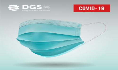 Covid-19: Utilização de máscaras
