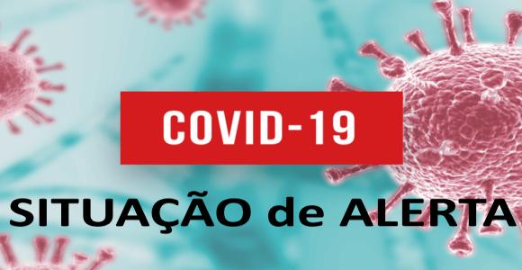 Covid-19: Situação de ALERTA